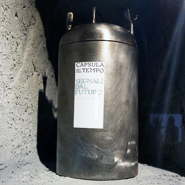 capsula del futuro mediolanum