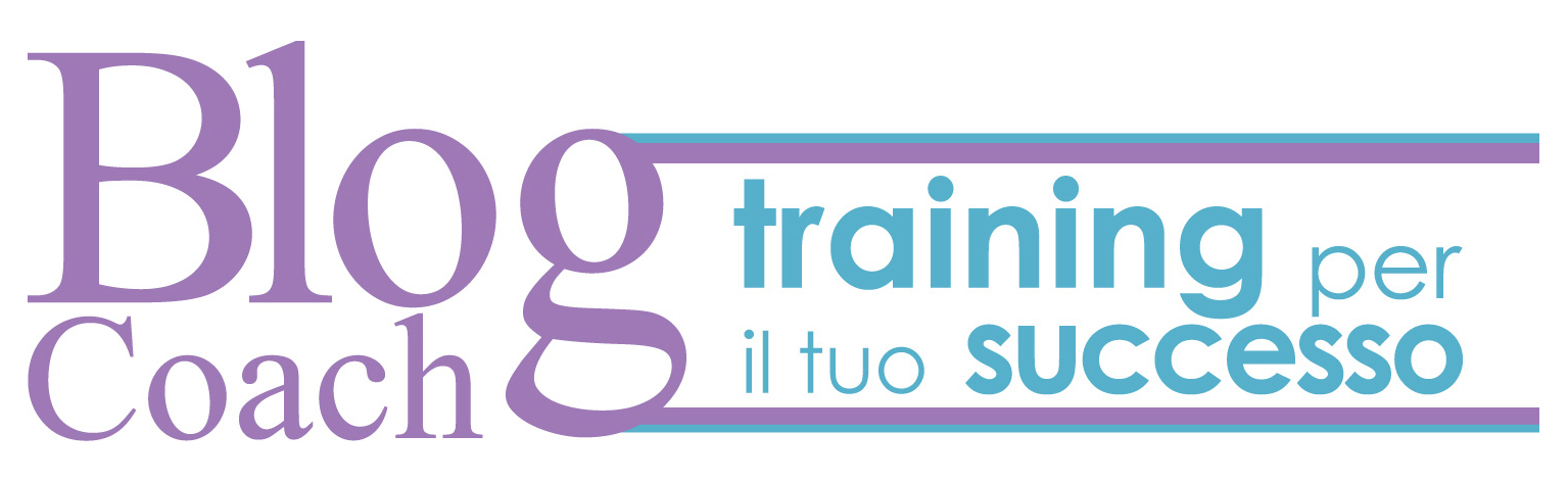 Blog coach logo