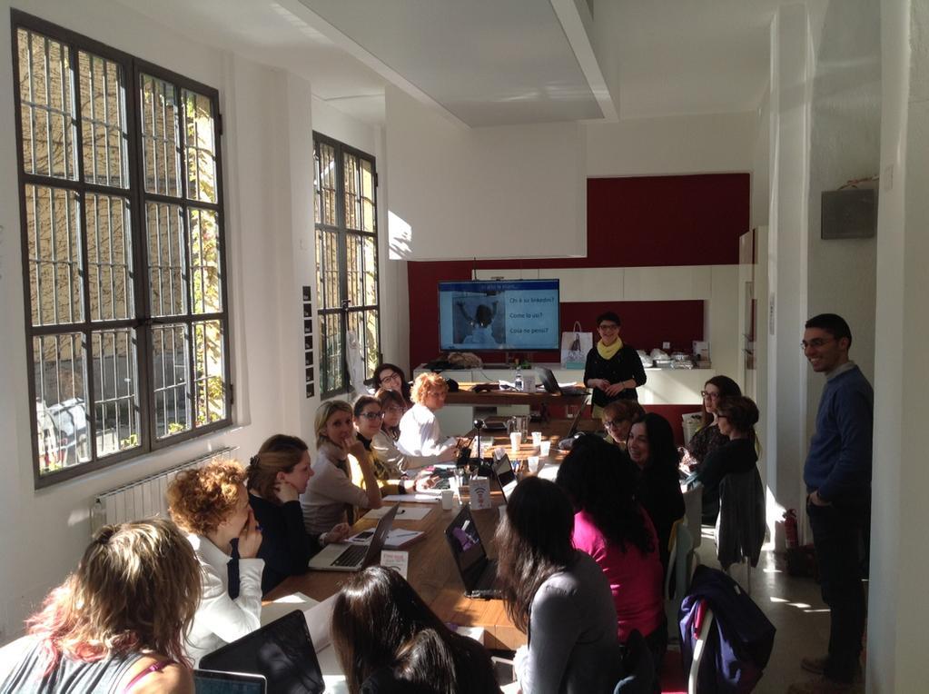 Linkedin ABC | corsi Milano e Como