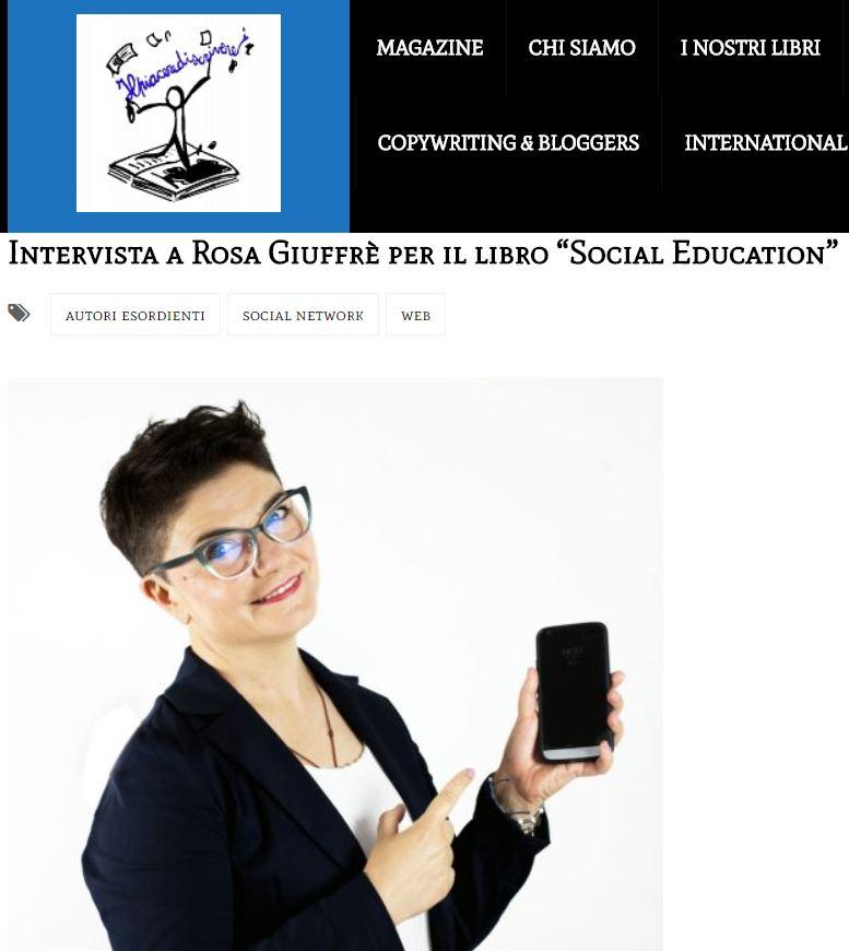 imparare a usare i social network corsi a Como