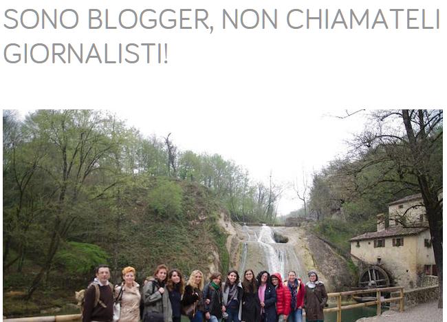 intervista a Rosa Giuffrè Blogger professionista