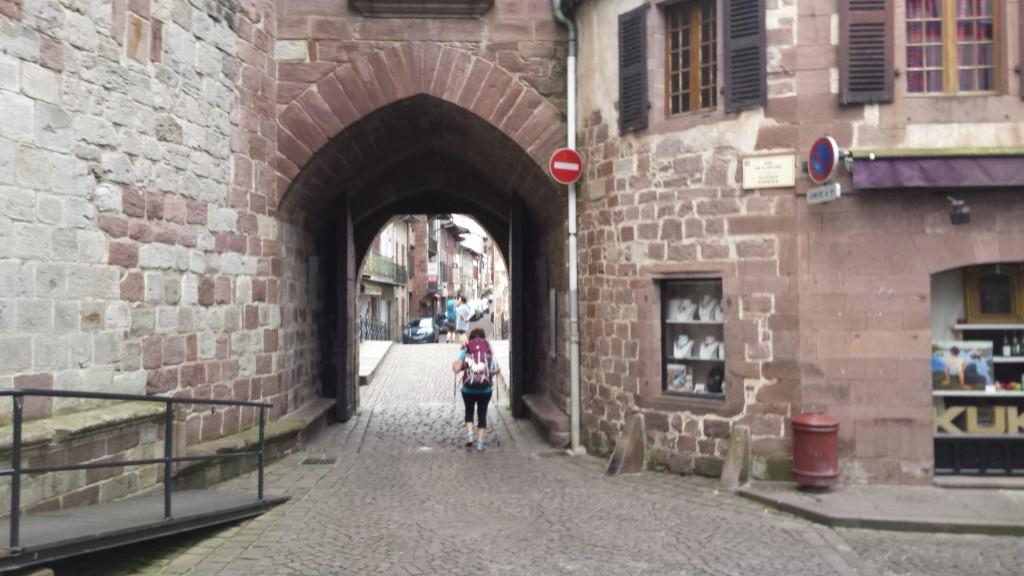Cammino di Santiago da Saint Jean Pied de Port a Roncisvalle
