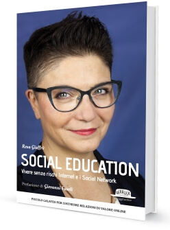 social education libro Rosa Giuffrè