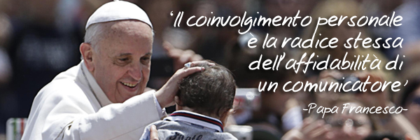 Papa Francesco un social network