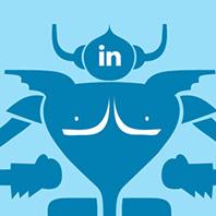 """Linkedin non è un """" Facebook professionale """""""