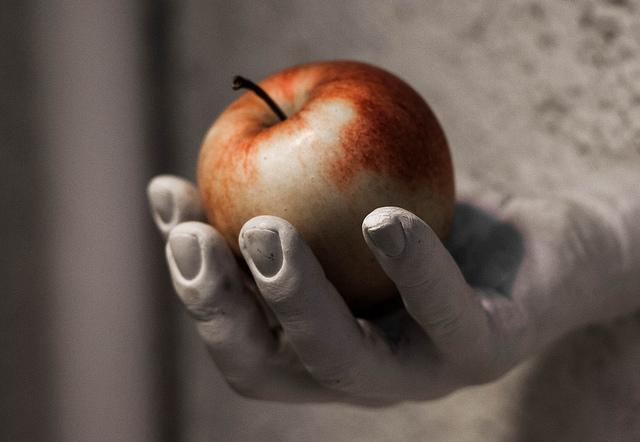 Offri una mela