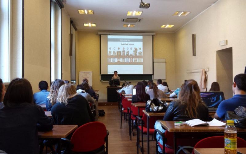 Lezione Università Cattolica - Milano