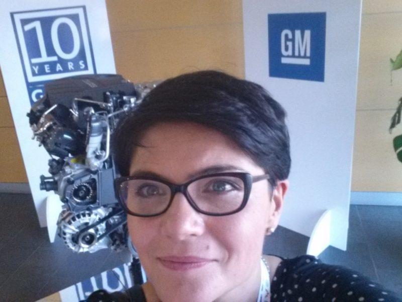Evento stampa in general Motors | Torino | ottobre 2015