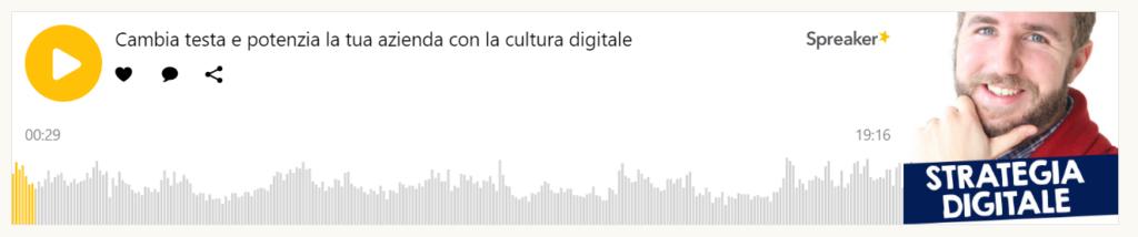 Intervista a Rosa Giuffrè con Giulio Gaudiano