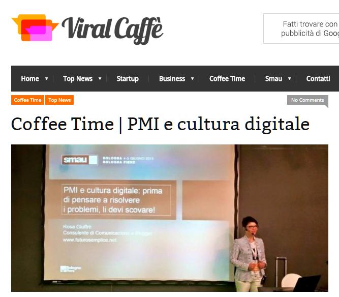 Rosa Giuffrè viral caffè