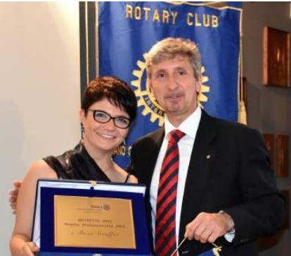 rotary club premio Rosa Giuffrè