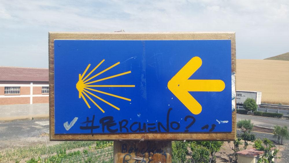 PERCHé no? Cammino di Santiago