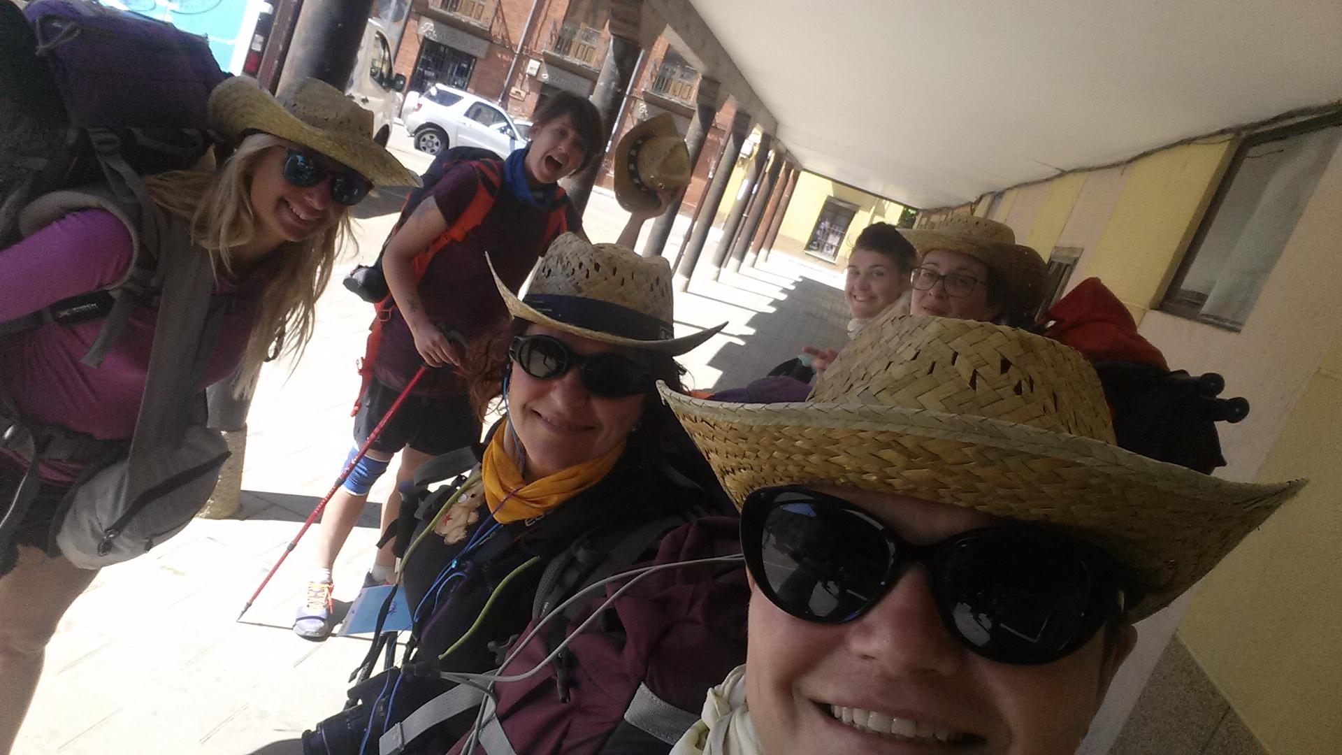 Cammino di Santiago Mansilla de las Mulas