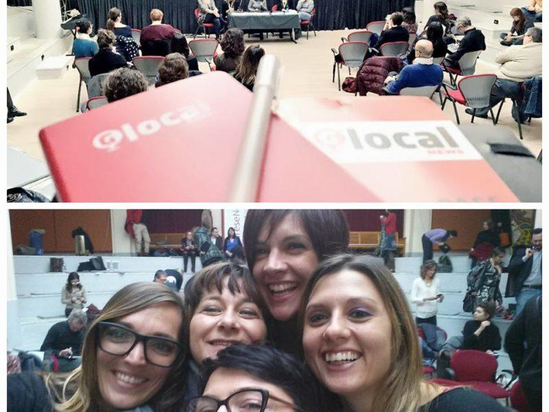 Glocal: festival del giornalismo online