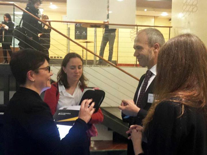 Francesco Mutti, amministratore delegato dell'azienda omonima