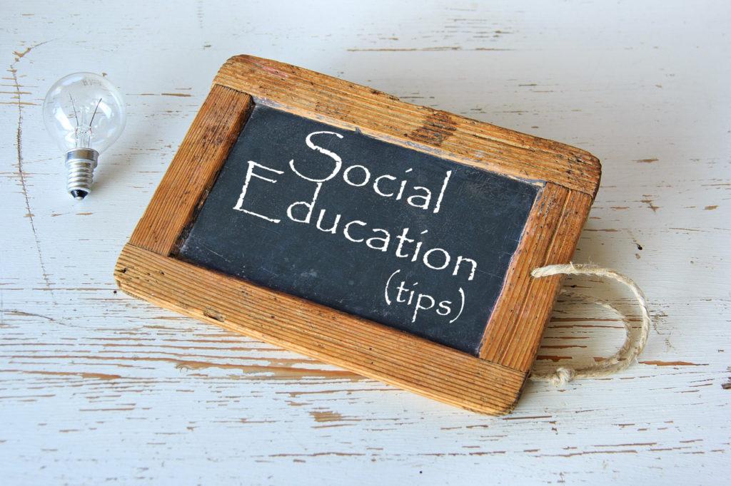 Impara la Social Education con i miei consigli (scarica le schede)