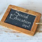Impara la Social Education con i miei consigli