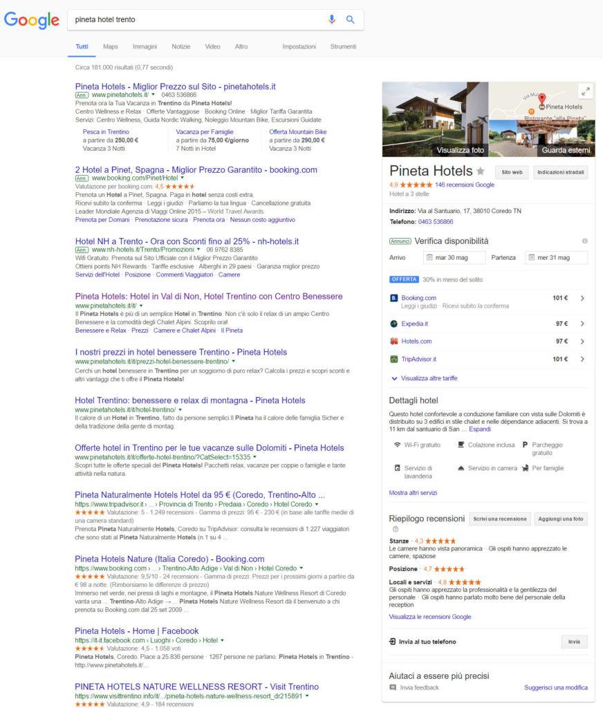 Google my business come impostarlo