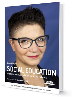 LIBRO Rosa Giuffrè - Social Education