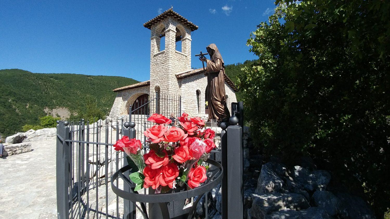 Santa Rita - Roccaporena - Respira Rosa Giuffrè